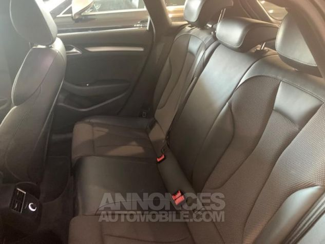 Audi A3 Sportback 2.0 TDI 150ch S line S tronic 6 Gris Daytona Arche Noir Occasion - 12