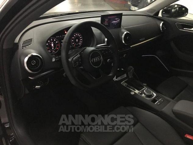 Audi A3 Sportback 35 TFSI 150ch CoD Design luxe S tronic 7 Euro6d-T NOIR MYTHIC Occasion - 3