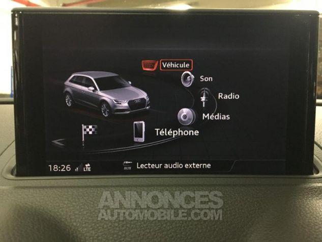Audi A3 Sportback 35 TFSI 150ch CoD Design luxe S tronic 7 Euro6d-T NOIR MYTHIC Occasion - 11