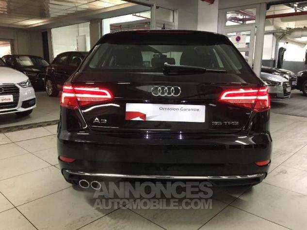 Audi A3 Sportback 35 TFSI 150ch CoD Design luxe S tronic 7 Euro6d-T NOIR MYTHIC Occasion - 15