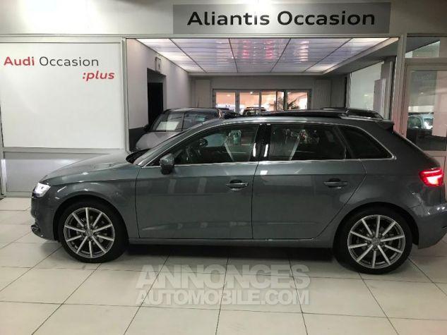 Audi A3 Sportback 35 TFSI 150ch CoD Design luxe S tronic 7 Euro6d-T GRIS MOUSSON METALLISE Occasion - 2