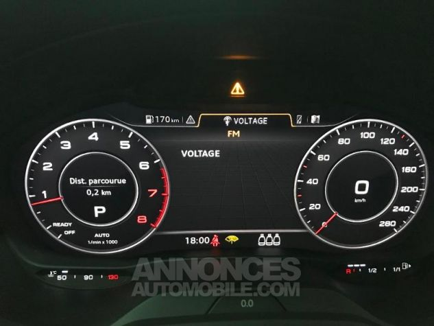 Audi A3 Sportback 35 TFSI 150ch CoD Design luxe S tronic 7 Euro6d-T GRIS MOUSSON METALLISE Occasion - 8