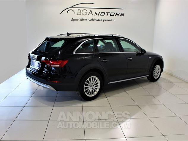 Audi A4 Allroad 2.0 TDI 190CH DESIGN QUATTRO S TRONIC 7 Noir Occasion - 2