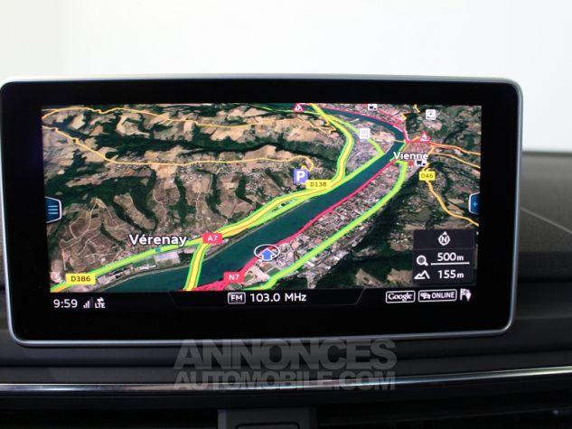 Audi A4 Allroad 2.0 TDI 190CH DESIGN QUATTRO S TRONIC 7 Noir Occasion - 6
