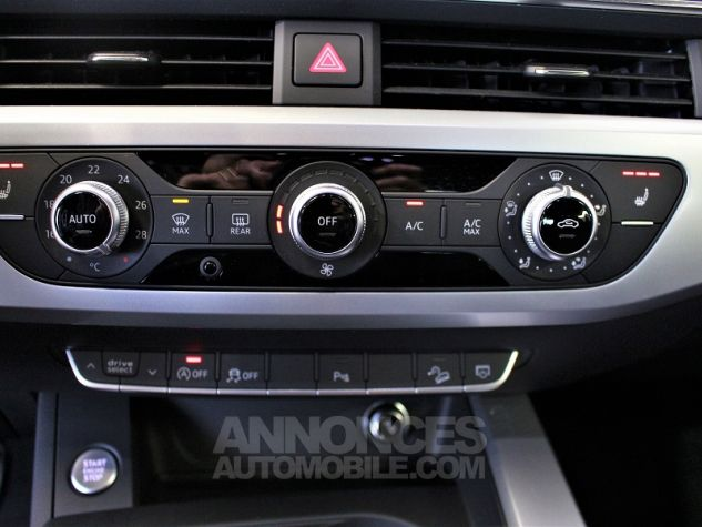 Audi A4 Allroad 2.0 TDI 190CH DESIGN QUATTRO S TRONIC 7 Noir Occasion - 8