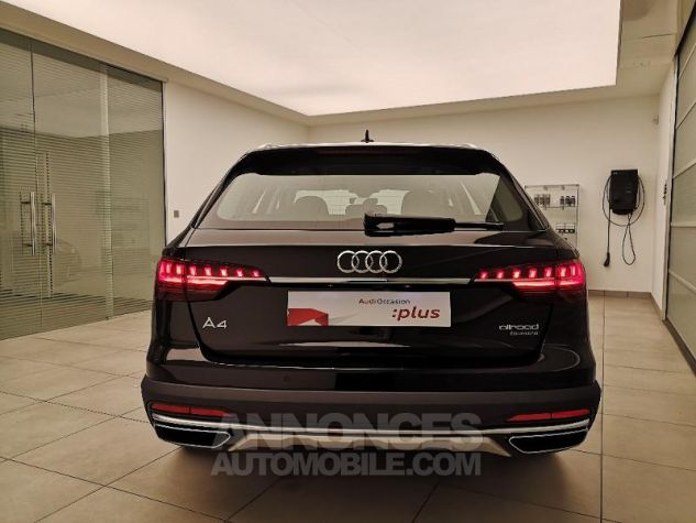 Audi A4 Allroad 40 TDI QUATTRO 190CH S TRONIC Noir Mythic Occasion - 2