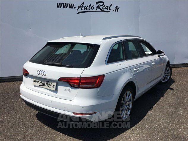 Audi A4 Avant 2.0 TDI 150 S TRONIC 7 Business Line Blanc Occasion - 2