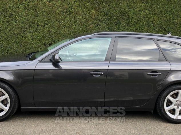 Audi A4 Avant 240ch DPF AMBITION LUXE QUATTRO STRONIC  Gris foncé métal Occasion - 2