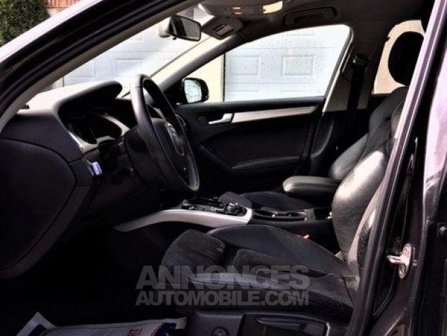 Audi A4 Avant 240ch DPF AMBITION LUXE QUATTRO STRONIC  Gris foncé métal Occasion - 5