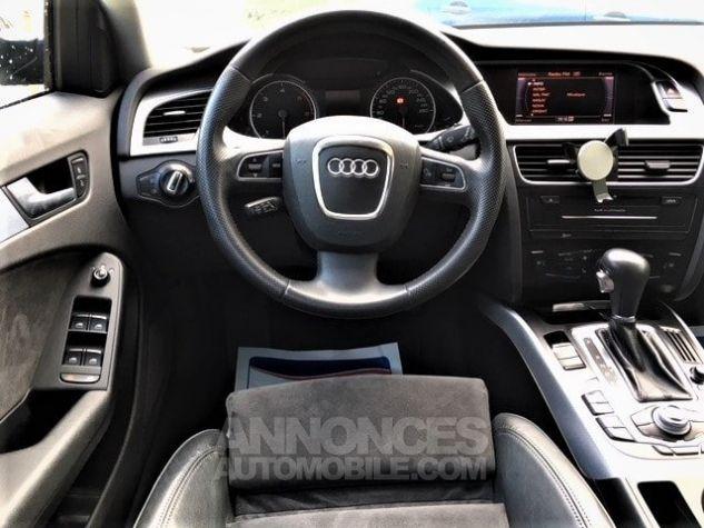 Audi A4 Avant 240ch DPF AMBITION LUXE QUATTRO STRONIC  Gris foncé métal Occasion - 7