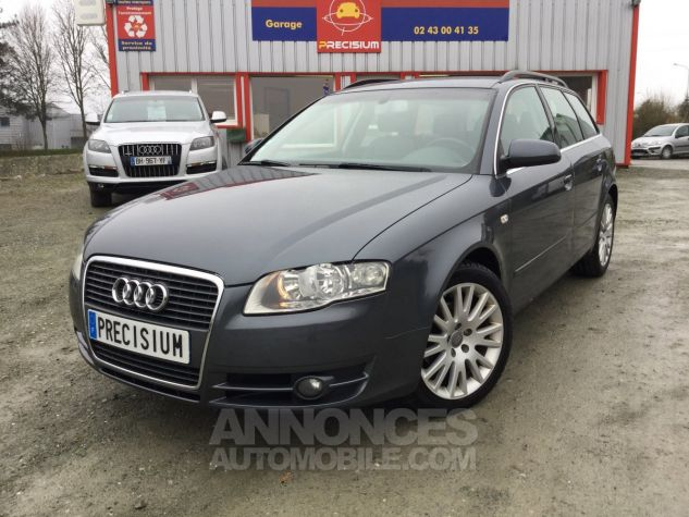 Audi A4 Avant Ambition Luxe Grise Occasion - 1