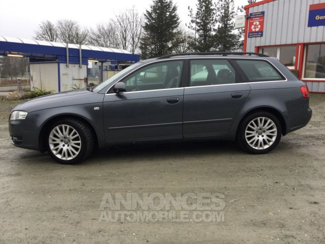 Audi A4 Avant Ambition Luxe Grise Occasion - 2