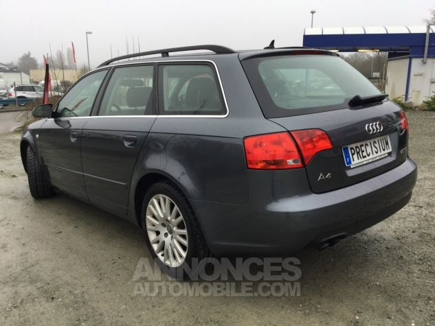 Audi A4 Avant Ambition Luxe Grise Occasion - 3