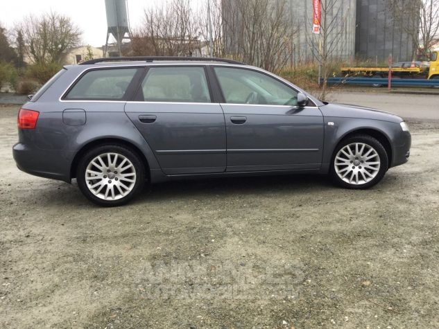 Audi A4 Avant Ambition Luxe Grise Occasion - 5