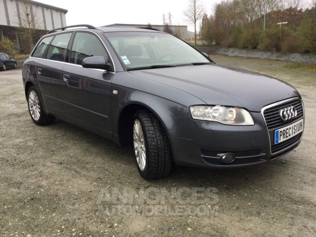 Audi A4 Avant Ambition Luxe Grise Occasion - 6