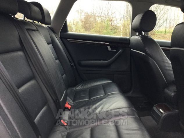 Audi A4 Avant Ambition Luxe Grise Occasion - 8