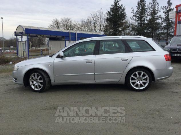 Audi A4 Avant Quattro Gris Occasion - 2