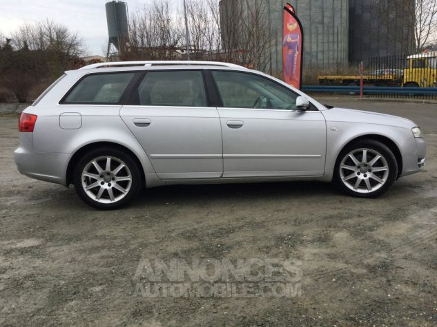 Audi A4 Avant Quattro Gris Occasion - 5