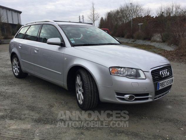 Audi A4 Avant Quattro Gris Occasion - 6