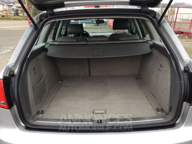 Audi A4 Avant Quattro Gris Occasion - 9