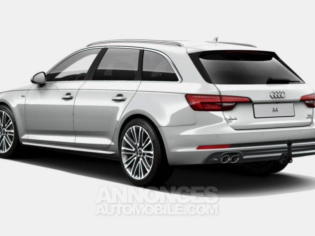 Audi A4 Avant V6 3L TDI 272Ch Full S line 2018 blanc métallisé Occasion - 5