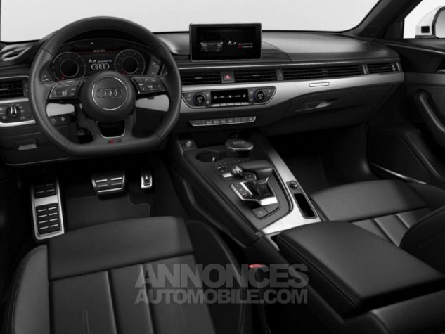 Audi A4 Avant V6 3L TDI 272Ch Full S line 2018 blanc métallisé Occasion - 6