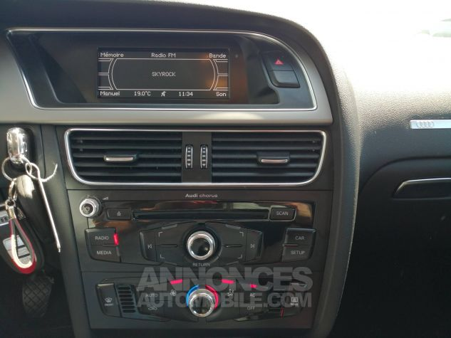 Audi A5 1.8 TFSI 170 Attraction Blanc Occasion - 7