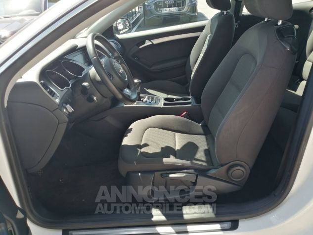 Audi A5 1.8 TFSI 170 Attraction Blanc Occasion - 9