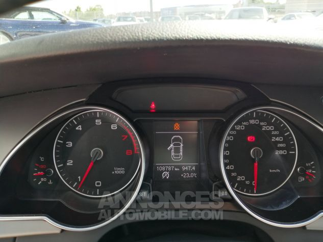 Audi A5 1.8 TFSI 170 Attraction Blanc Occasion - 15