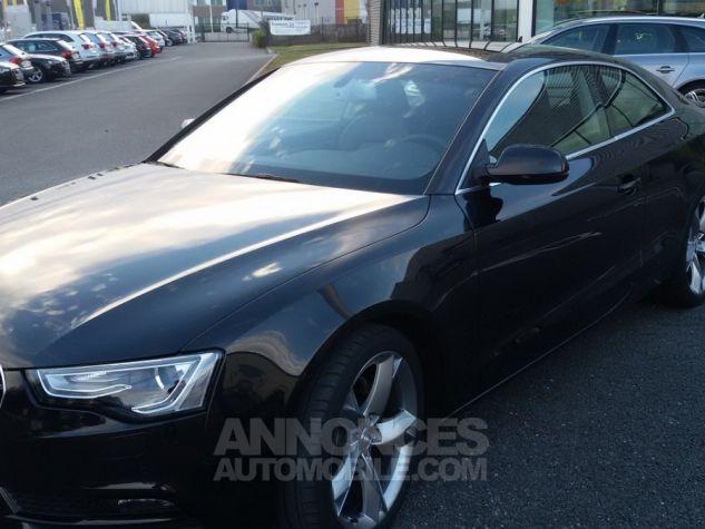 Audi A5 AVUS QUATTRO S TRONIC noire Occasion - 0