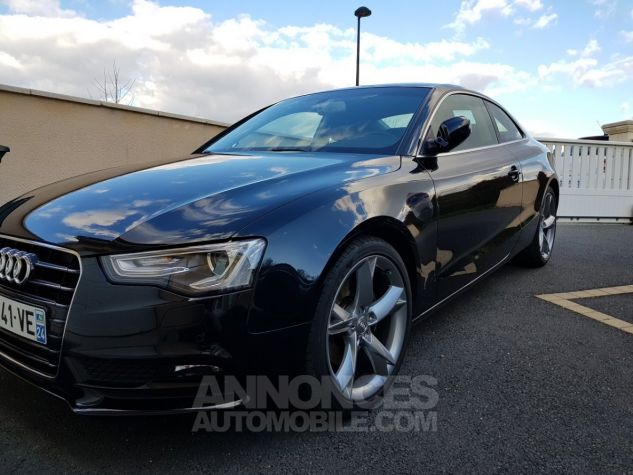 Audi A5 AVUS QUATTRO S TRONIC noire Occasion - 1