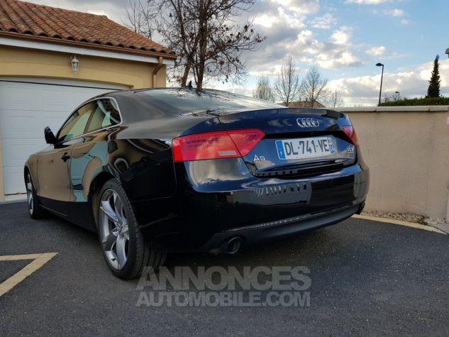 Audi A5 AVUS QUATTRO S TRONIC noire Occasion - 2