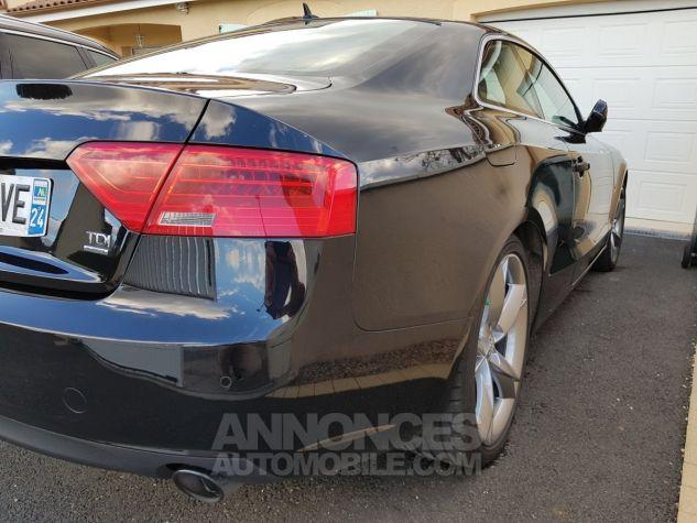 Audi A5 AVUS QUATTRO S TRONIC noire Occasion - 4