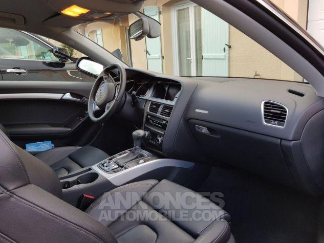 Audi A5 AVUS QUATTRO S TRONIC noire Occasion - 6