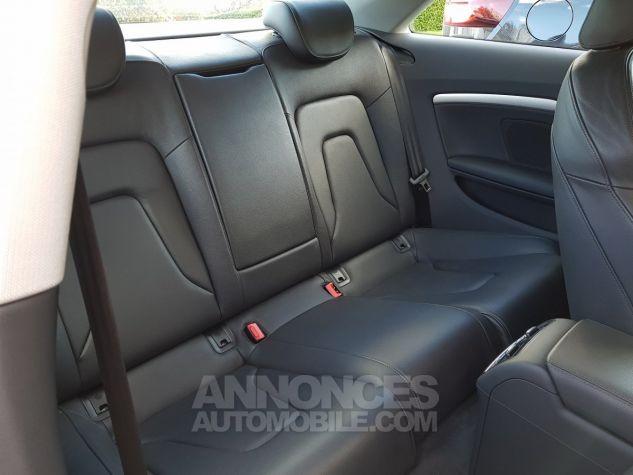 Audi A5 AVUS QUATTRO S TRONIC noire Occasion - 7