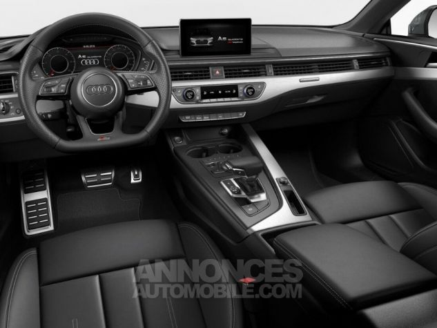 Audi A5 Coupé V6 3L TDI Full S line 2018 gris métallisé Occasion - 3