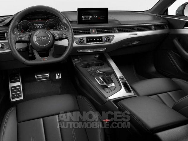 Audi A5 Coupé V6 3L TDI Full S line 2018 gris métallisé Occasion - 5