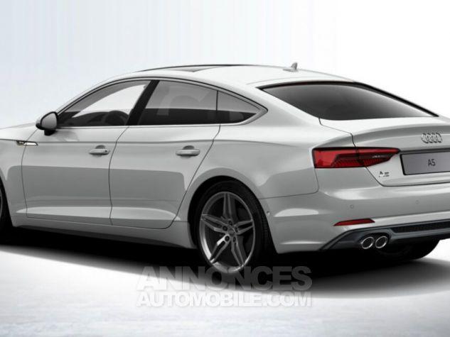 Audi A5 Sportback 2L TDI 190Ch Full S line 2018 blanc métallisé Occasion - 2