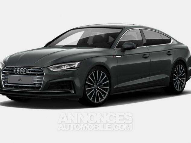 Audi A5 Sportback 2L TFSI 252Ch Full S line 2018 gris métallisé Occasion - 0
