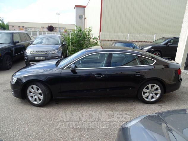 Audi A5 Sportback 3.0L TDI 240Ps V6 Sportback/PDC Bixénon  GPS Bluetooth  Cd .... noir metallisé Occasion - 4
