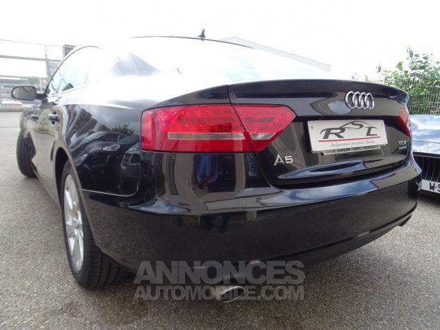Audi A5 Sportback 3.0L TDI 240Ps V6 Sportback/PDC Bixénon  GPS Bluetooth  Cd .... noir metallisé Occasion - 7