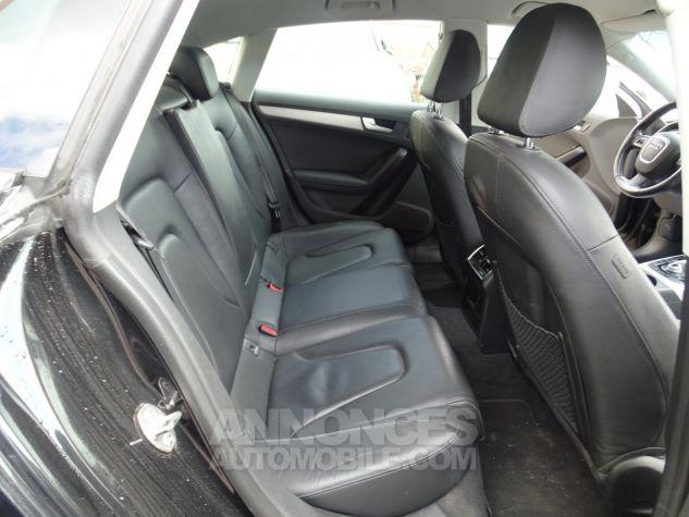 Audi A5 Sportback 3.0L TDI 240Ps V6 Sportback/PDC Bixénon  GPS Bluetooth  Cd .... noir metallisé Occasion - 13