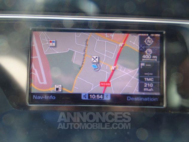 Audi A5 Sportback 3.0L TDI 240Ps V6 Sportback/PDC Bixénon  GPS Bluetooth  Cd .... noir metallisé Occasion - 15