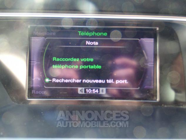 Audi A5 Sportback 3.0L TDI 240Ps V6 Sportback/PDC Bixénon  GPS Bluetooth  Cd .... noir metallisé Occasion - 16