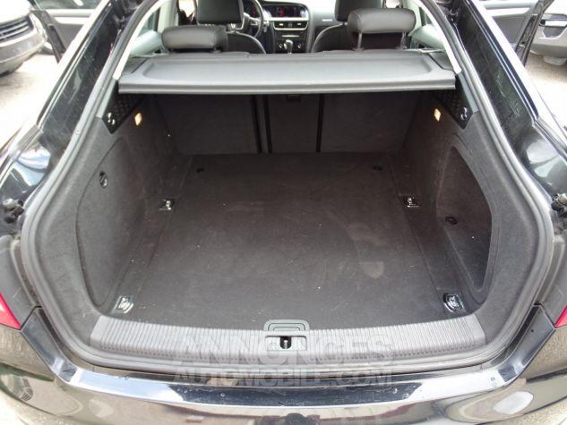 Audi A5 Sportback 3.0L TDI 240Ps V6 Sportback/PDC Bixénon  GPS Bluetooth  Cd .... noir metallisé Occasion - 19