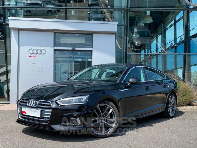 Audi A5 Sportback V6 3.0 TDI 286 Tiptronic 8 Quattro Avus Noir Occasion - 0