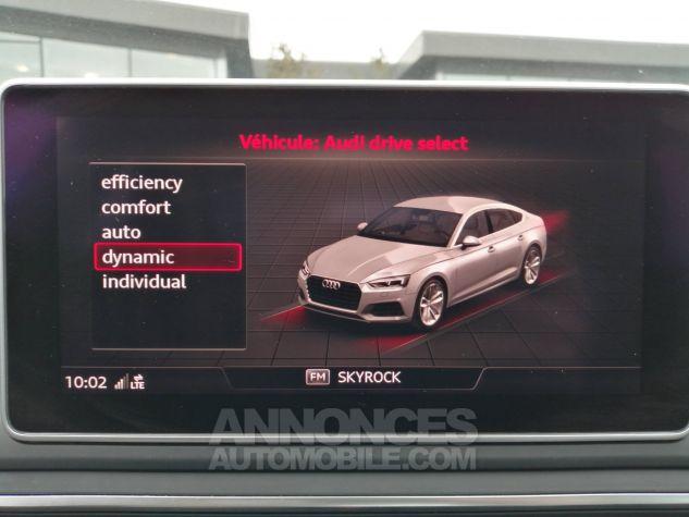 Audi A5 Sportback V6 3.0 TDI 286 Tiptronic 8 Quattro Avus Noir Occasion - 16