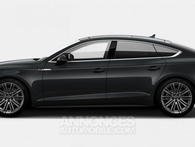 Audi A5 Sportback V6 3L TDI Full S line 2018 gris métallisé Occasion - 1