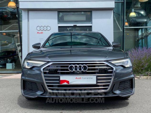 Audi A6 45 V6 3.0 TDI 231 ch Quattro Tiptronic 8 S line Gris Occasion - 1