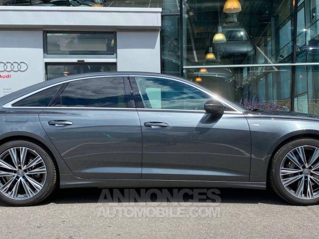 Audi A6 45 V6 3.0 TDI 231 ch Quattro Tiptronic 8 S line Gris Occasion - 2